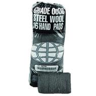 Steel Wool Hand Pads - #3  coarse - AS12/16-3*
