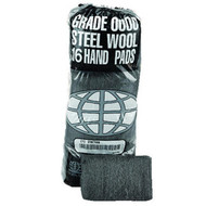 Steel Wool Hand Pads - #0000 finest - AS12/16-0000*