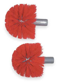 Toilet Bowl Brush - replacement heads - UNGBBRHR*