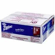 Plastic Bags - Ziplock - gallon - D94602*