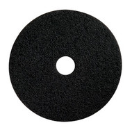 "Floor Pads - 21"" black - M21-06"