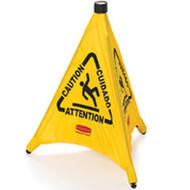 Safety Cone - pop up - multilingual - RM9S00