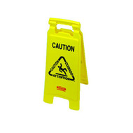 "Floor Sign - multilingual ""caution"" - RM6112-00*"