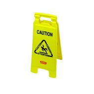 "Floor Sign - multilingual ""caution"" - RM6112-00*"