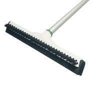 """Squeegee - 18"""" Sanitary w/Brush - UNG PB45A*"""