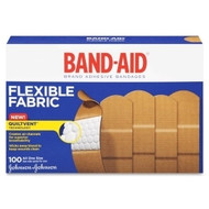 Bandages - Band-Aid Flexible Fabric Adhesive Bandages - JOJ4444*