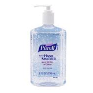 Hand Sanitizer - Purell - individual bottle - PURELL*