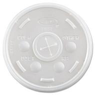 Lids for Foam Cups - 10oz - DCC10SL*