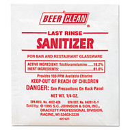 Sanitizer - Beer Clean powder - DR-223Z*