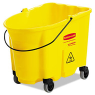 Mop Bucket - Rubbermaid 35qt WaveBreak - RM7570-16*