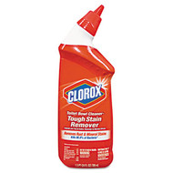 Toilet Bowl Cleaner - Clorox Tough Stain Remover - CL00275*