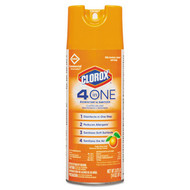 Disinfectant & Sanitizer - Clorox 4  in One - CL31043*