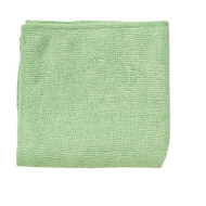 Microfiber Wipers - 16 x 16 - green - UNSGREEN*