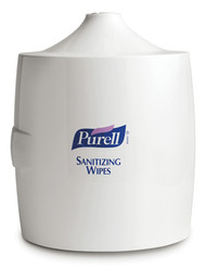 Dispenser - holds Purell Sanitizing Wipes pouches - GJ9019*