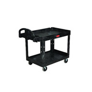 Utility Cart - Rubbermaid - with 2 shelves - RM4500-03*