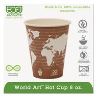Cup - hot - 8oz - EP8WA