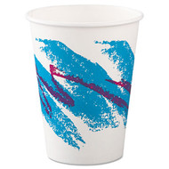 Cup - paper hot - 12oz - Jazz design - SW412J*