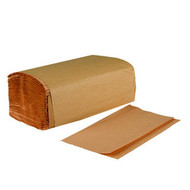Single-Fold Towels - brown - A1060*