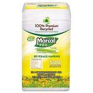 Beverage Napkins - Marcal - MAC0028*