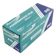 """PVC Food Wrap Film - 12"""" x 2,000'/rl - REY910M*"""