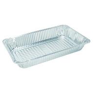 Aluminum Steam Table Pans - half deep - BWKHALF*