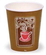 Hot Cup - paper  - 12oz - GENHC12
