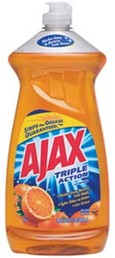 Dishwashing Liquid - Ajax Antibacterial - CPC44678*