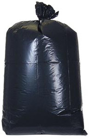 Can Liners - low density - black - 60 gallon - MP3858H