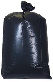 Can Liners - low density - black - 56 gallon  - MP4347SXH*