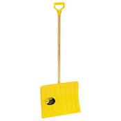 "Snow Shovel - 18"" steel - ST4017"