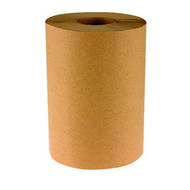 Hardwound Roll Towels - brown - NGBRT600