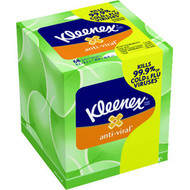 Facial Tissue - Kleenex Boutique Anti-Viral - KC25836*