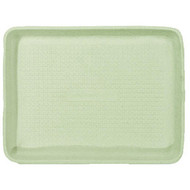 "Food Tray - Molded Fiber - 9"" x 12"" x 1"" - 20815*"
