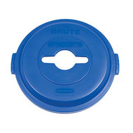 Lid - Rubbermaid Brute Recycling Top - RM1788380*