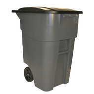 Rollout Container - Rubbermaid - 50 gal - RM3557-03*