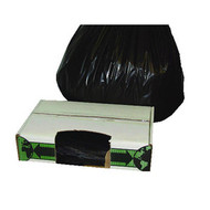 Can Liners - low density - black - 33 gallon - GEECO40H*