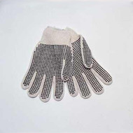 Gloves - PVC dotted palm - DP3*