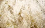 Cotton Thread Waste - white - WA-60*