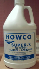 Cleaner/Degreaser - HOWCO Super X - BU-800*