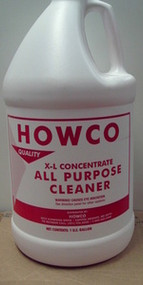 All Purpose Cleaner - HOWCO X-L Concentrate - CE-XL*