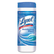 Pre-Moistened Wipes - Lysol Disinfecting - LO75501*