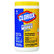 Pre-Moistened Wipes - Clorox Disinfecting  - CL015948*