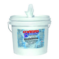 Pre-Moistened Wipes - GymWipes Antibacterial - TXL L100*