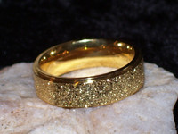 Sparkly Ring with RADIANT LIGHT KHODAM