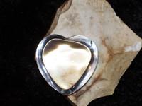 Stone Heart with LUMINOUS ANGEL