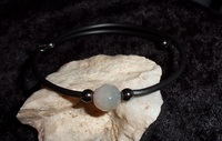Memory Bracelet with WHITE DRAGON