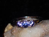 Tanzanite Ring with NEB DJINN