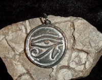 Pendant with GOD HORUS portal