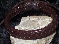 String Bracelet with NORSE VAMPIRE