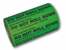 """DO NOT ROLL DOWN"" STICKERS 100 COUNT"